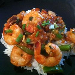 Szechwan Shrimp, photo by arianne