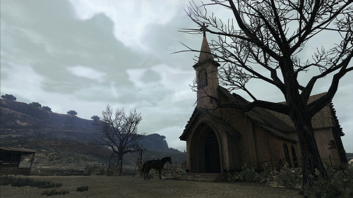 Red Dead Redemption - Coot's Chapel