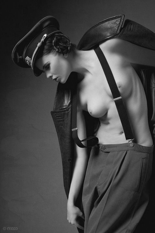 black-white-madness:  Madness:  Hans Kloss Collection by Tomek Jankowsk