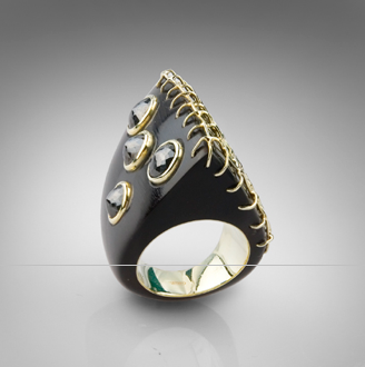 Ring, Designed by G.Kabirski