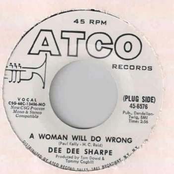 Dee Dee Sharp - A Woman Will Do Wrong