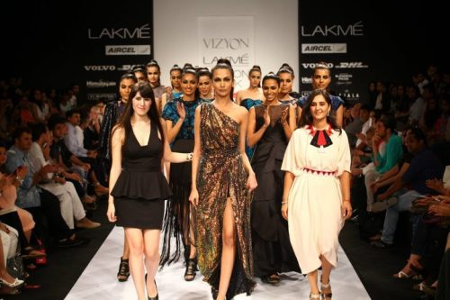 Lakme Fashion Week- Day 1 Vizyon, Grand Hyatt Mumbai, India