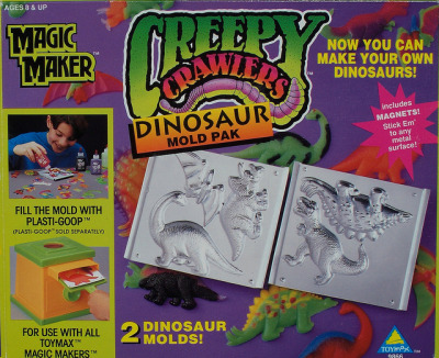 imremembering:  Creepy Crawlers [Flickr]  had those. :)