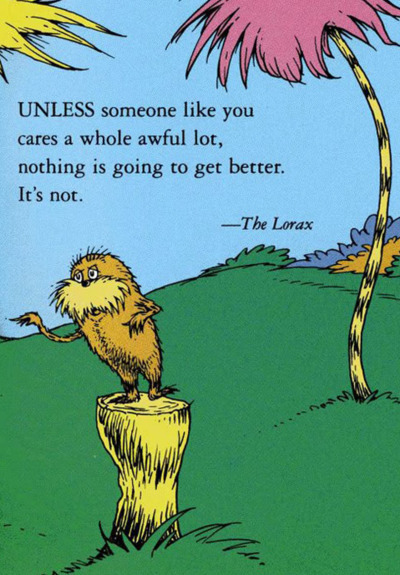 bitcheswithbooks:  Monday Book Meme True true, preach Dr. Seuss!