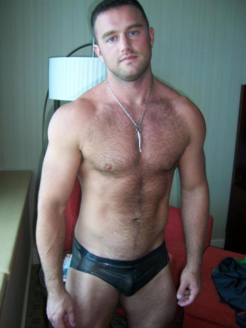 thebonerriffic:  Love this pic of furry fucker @HeathJordanXXX #WOOF  Heath