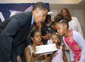 A Tribute to Barack Obama's Birthday! Birthday Parties White House Style (via Birthday Parties White House Style | Coldwell Banker Blue Matter)