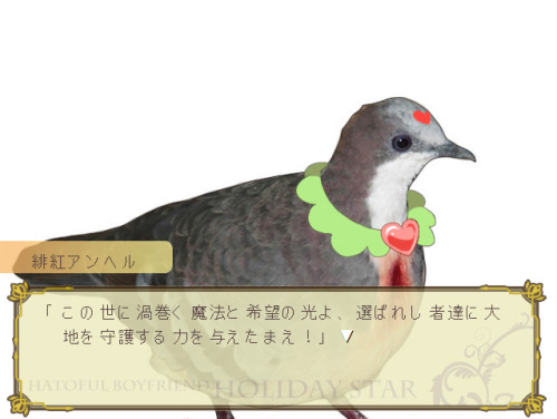 bonbonbunny:  Anghel doesn't get to be a magical girl, instead he's the ado