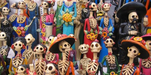 Pixar's DIA DE LOS MUERTOS Film To Center On Family. Read More »