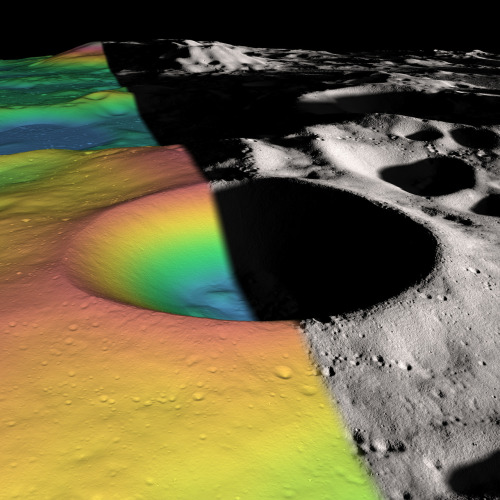 Researchers Estimate Ice Content of Crater at Moon's South Pole http://www.nasa.gov/mission_pages/LRO/news/crater-ice.html