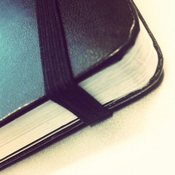 The #Notebook (Taken with Instagram at Maritz Canada)