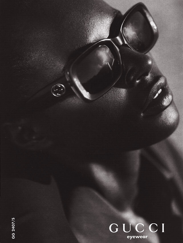 supermodelshrine:  Kiara for Gucci