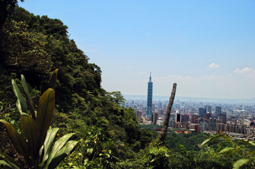 Southern Taipei (by William J H Leonard)