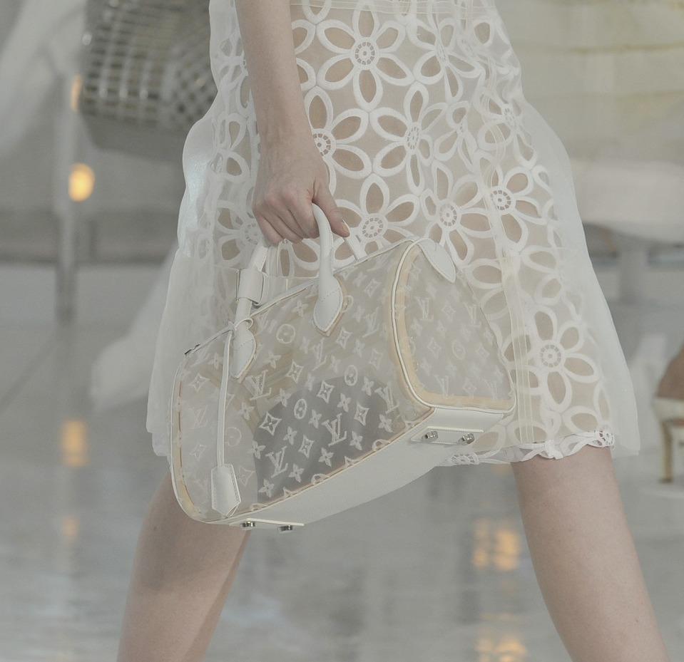 the-front-row:  Louis Vuitton spring/summer 2012
