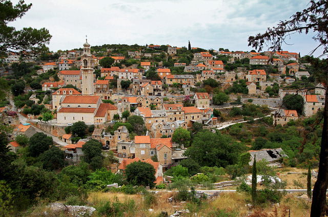 Ložišća, Brač, Croatia on Flickr.