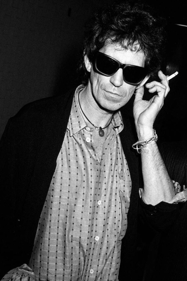 KEITH RICHARDS (Via 5to1)