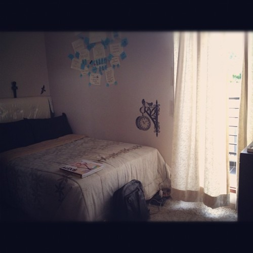 The memoir of Room5. Goodbye :) (Taken with Instagram)