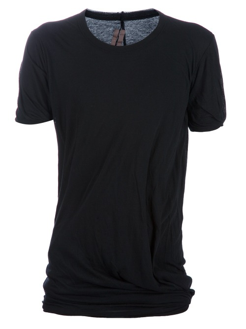 gaws:  Rick Owens Double Layer T-Shirt