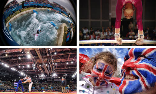 bobbycaputo:  Photojournalist Uses iPhone to Cover Olympics We've seen some very heavy-duty gear lugged out to cover the Olympic games in London this year: somerobotic rigs, an800mm lensthat could easily weigh more than the average lady gymnast, and of course, theusual suspects in a packed camera bag. But Guardian photojournalist Dan Chung is traveling light: he's covering the games with a simple iPhone setup. Using different combinations of an iPhone 4s, a clip-onSchneider lensand a pair of Canon binoculars, Chung has been live-blogging all aspects of the games. His photos yield surprisingly crisp results, indoors, outdoors and even underwater through a viewing window — which again reinforces the old photographer's adage that the best camera is the one that's with you. Chung uses theSnapseedapp to do in-camera/phone edits. You can check out more of Chung's work on hisGuardian blog. (viaThe Vergeviadpreview) What, No Instagram?
