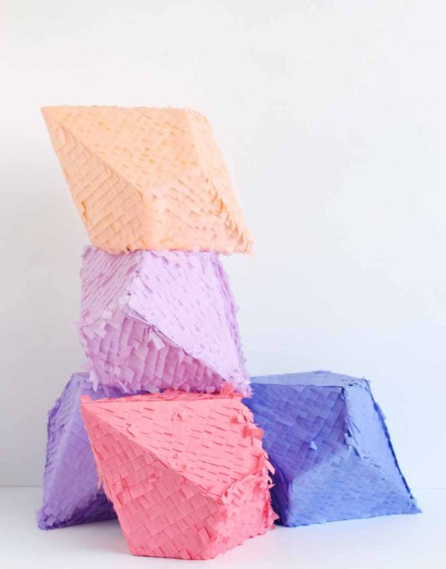 confettisystem:  Crystal Stack.  Photo by CONFETTISYSTEM