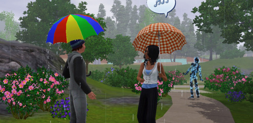 April Showers Bring May Flowers in The Sims 3 Seasons! Read this blog by SimGuruCharles: http://ow.ly/cJaKq