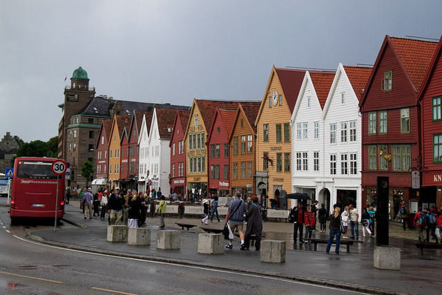 Bryggen on Flickr.