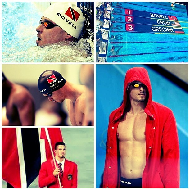 Gorge Bovell 7th fastes in the world! Trinidad and Tobago