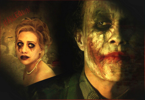 I know I can't be the only one who wanted to see 'Joker X Harley' in Nolanverse…