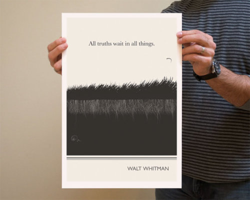 (via Original Illustration Fine Art Prints Walt by ObviousState)