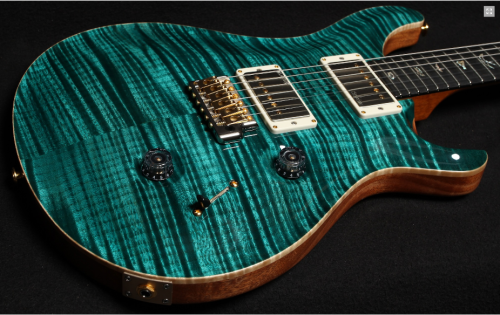 Paul Reed Smith PRS Artist Package Custom 24 2012 Abalone Guitar For Sale The Guitar Shop