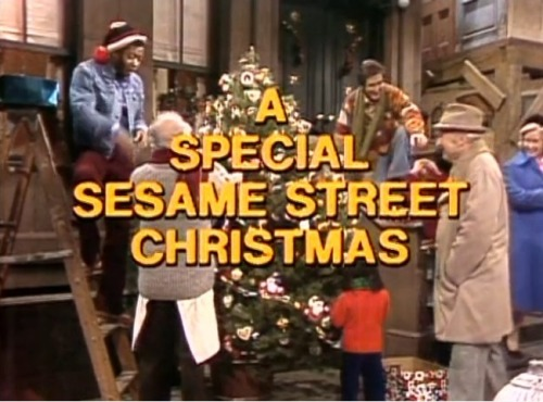 "A Special Sesame Street Christmas is coming to DVD this November! You all remember that one, right? You know, the one with Oscar singing the Christmas hit ""Yakety Yak"" and Henry Fonda's memorable cameo!"