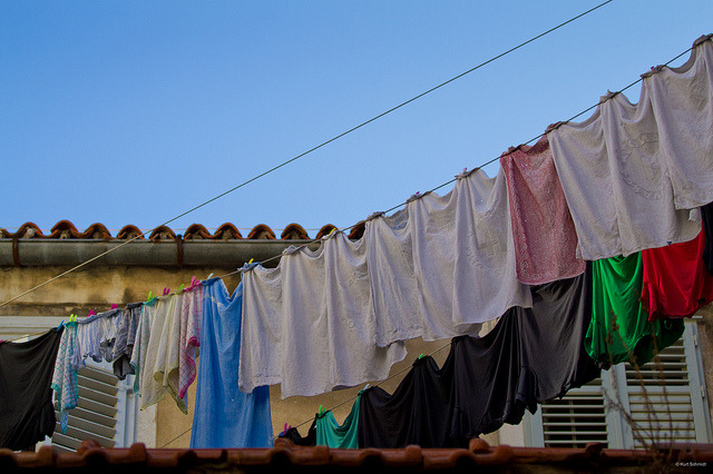 Hung Out to Dry on Flickr.