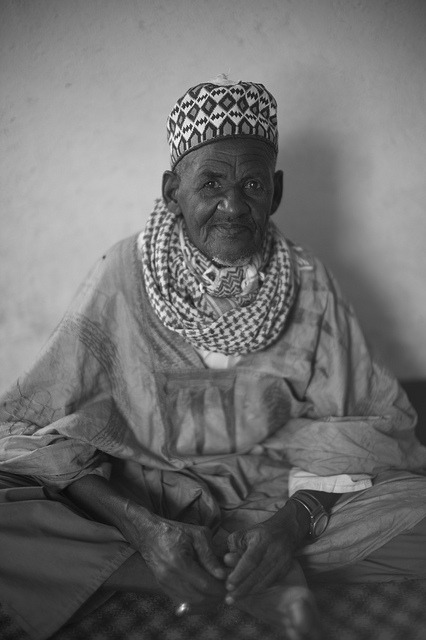 Notable of the Lamido of Mokolo, Cameroon   Mokolo is the departmental capital and largest city of the Mayo-Tsanaga department, in the Far North Province of Cameroon. It is the fourth largest city in the Far North Province, after Maroua, Yagoua, and Kousséri. It is located in the Mandara Mountains that run along the Cameroonian-Nigerian border. (via ocameroun)