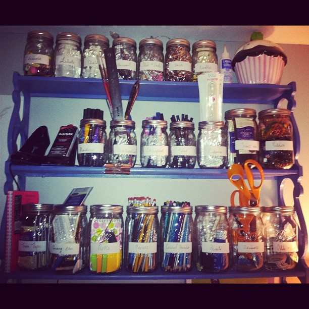 Complete organization done. 😄👍👏 (Taken with Instagram)