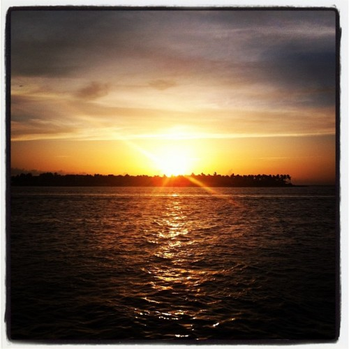 Sunset #keywest (Taken with Instagram)