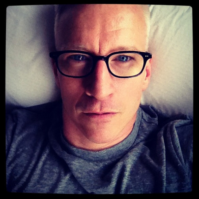 """I just joined Instagram"" — @AndersonCooper"