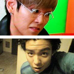 "ontopofthebluehill:  bigbangmyheaven:  ~TOP's priceless expressions~ part I number 11 is my favorite @_@  I get all hyped up whenever there's ""part…"" on precious posts like this GIMME! ILU TABI  HOW CAN I NOT LOVE THIS MAN?!?!?!?! *sobs*"