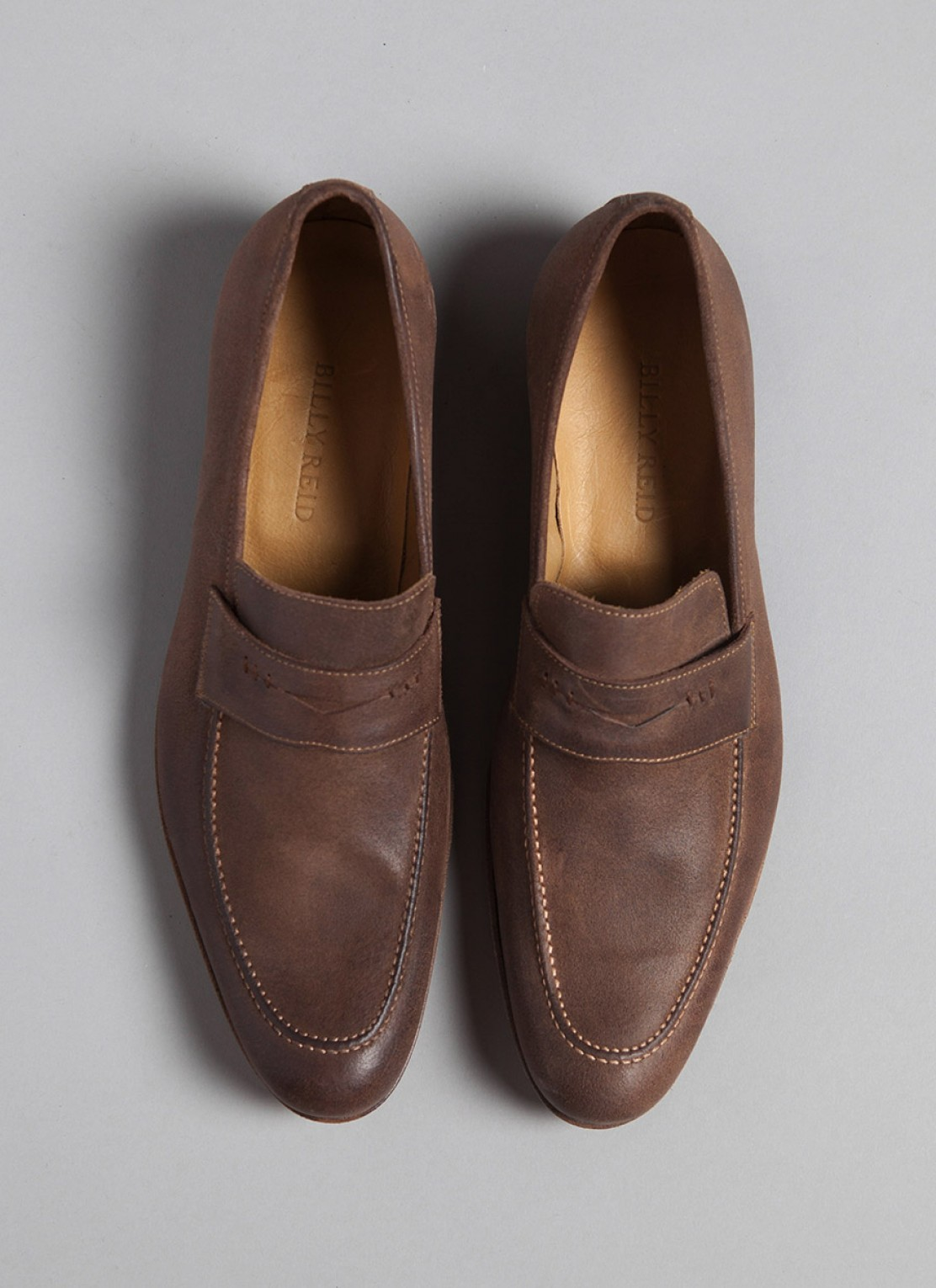 surplus-mag:  Billy Reid Loafers We can't honestly recommend these Billy Reid loafers for rock climbing or alligator wrestling, but you can wear them for just about anything else.
