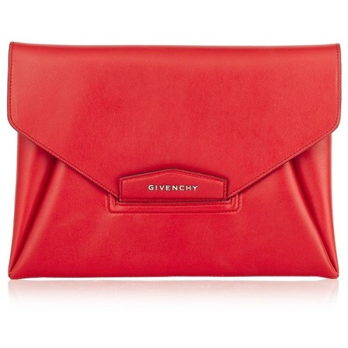 Givenchy clutch   (see more leather handbags)