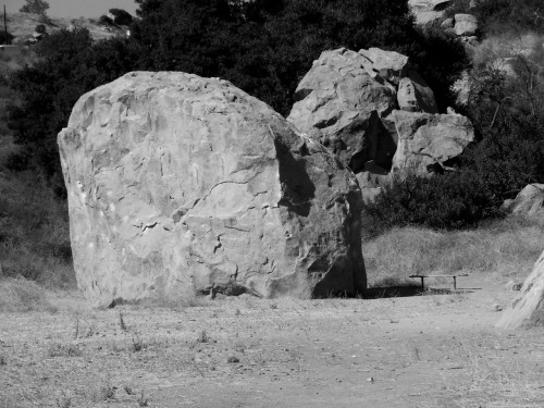 Boulder one at Stoney Point in Chatsworth, CA. My home crag. My favorite boulder. Photo cred to my friend Ryan.