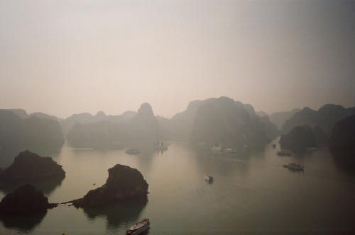 halong bay, 2012. (by Marcus P.)
