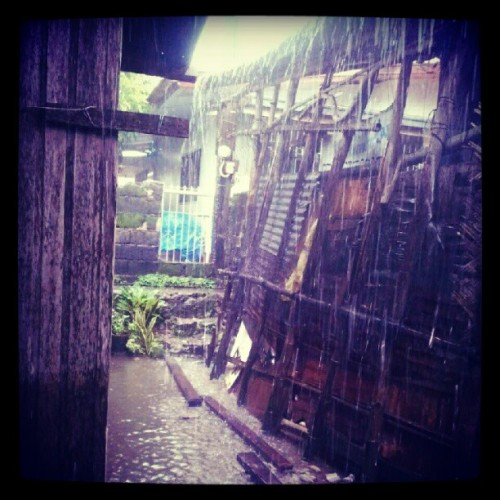 Maulang day off…  (Taken with Instagram)