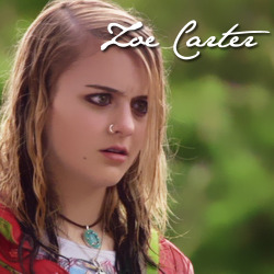 30 Days of Awesome Teenage Girls, Day 30: Zoe Carter from Eureka.