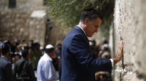 Mitt Romney: Son of Zion and Heir of Israel? http://mys.tc/2dt