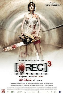 "[REC]3: Genesis A movie has pissed me off this bad since ""The Happening.""  Awful."