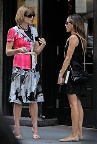 SJP and Anna Wintour in NYC…..8/2012