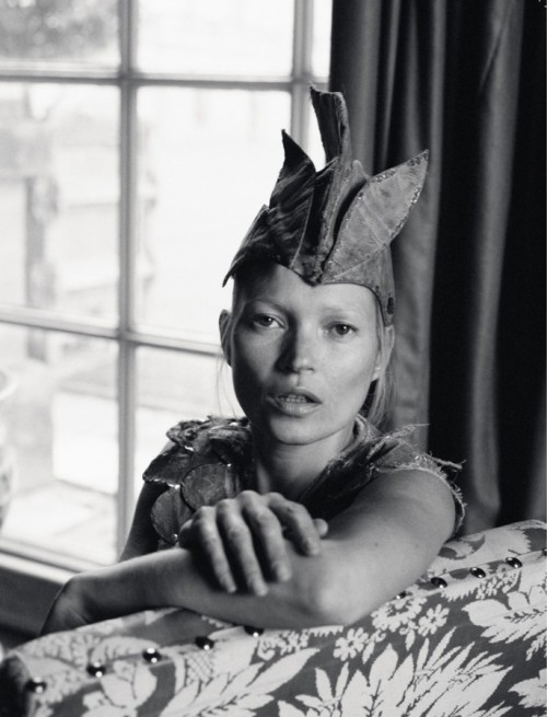 Kate Moss; Photographed by; Tim Walker, Love Magazine. This is incredible! with love.