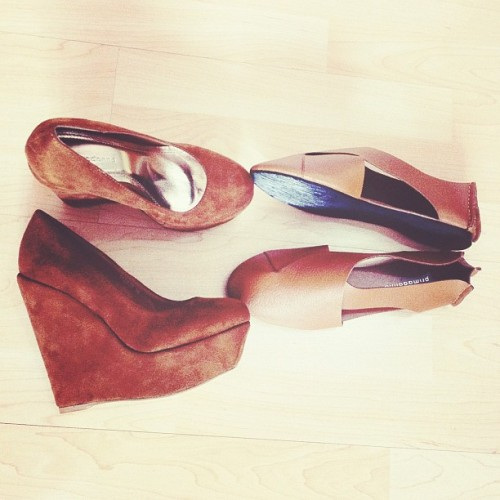 Nudes from Primadonna. #heels #flats #nude #velvet #oxford #shoes #fashion #instagood #instamood #instagramthatshit #iger #igdaily #igaddict #iphonesia #iphoneology #instafashion #ootd #shopping #haul #ootn #wdywt #hipster #indie #trends #style (Taken with Instagram)