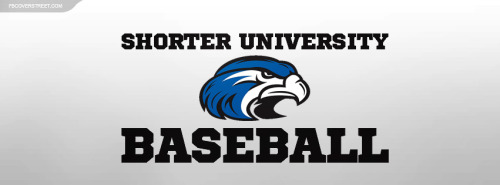 Shorter University Baseball Facebook Cover