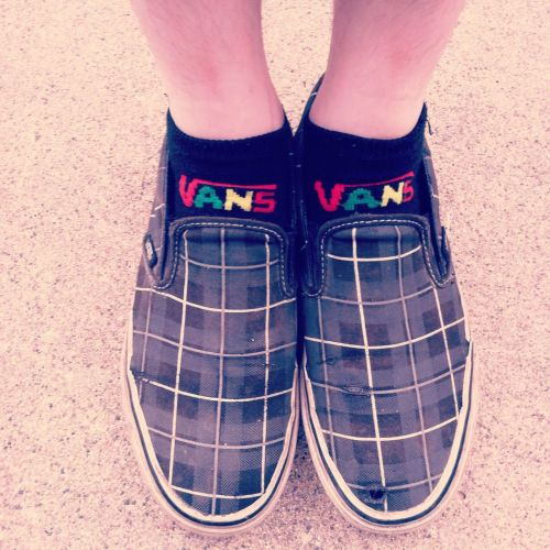tjfrommy:  I love my Vans