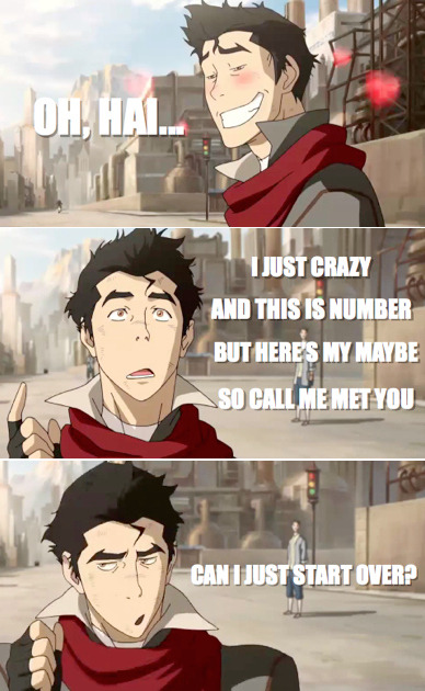 makorrafanatics:  you adorable little shit